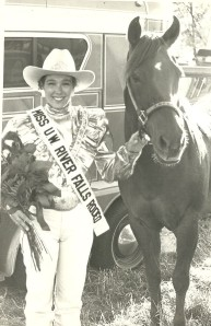 Does anyone know who this Rodeo Queen is?!